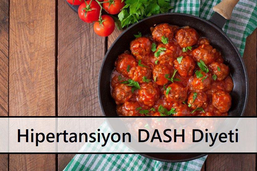 Hipertansiyon DASH Diyeti