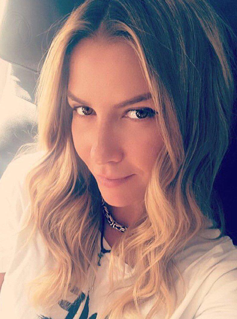 Ivana Sert Havalı Saç Stili