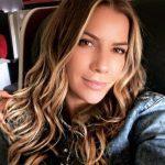 Ivana Sert Siyah Sarı Saçları