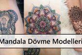 Mandala Dövme Modelleri