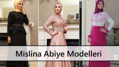 Mislina Abiye Modelleri