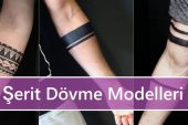 Şerit Dövme Modelleri