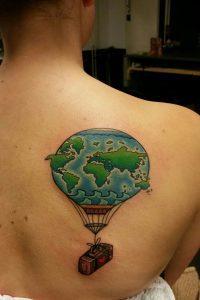 Balon dövmesi