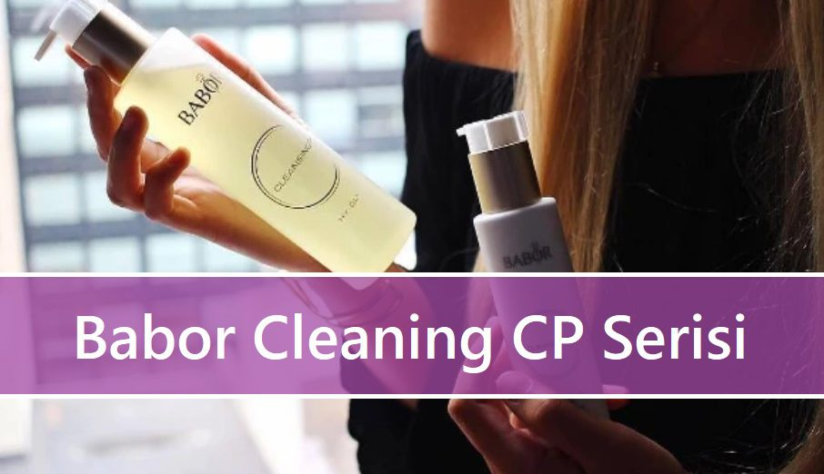 Babor Cleaning CP Serisi
