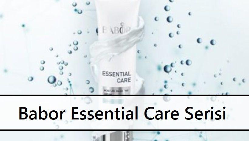 Babor Essential Care Serisi
