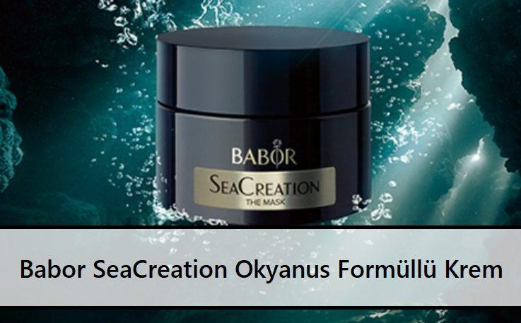 Babor SeaCreation Okyanus Formüllü Krem