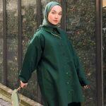 Betül Yıldırım Yeşil Gömlek Modeli