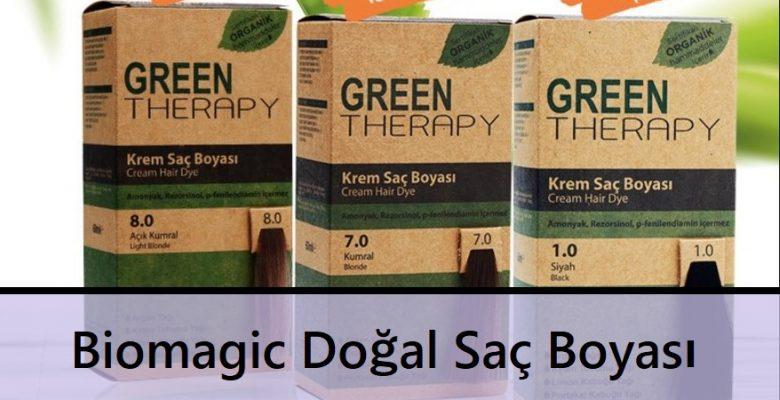 Biomagic Doğal Saç Boyası