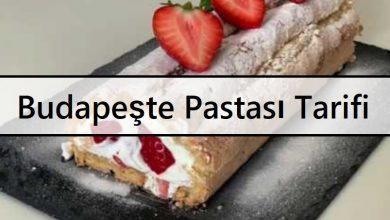 Budapeşte Pastası Tarifi Budapeşte Roll Nasıl Yapılır