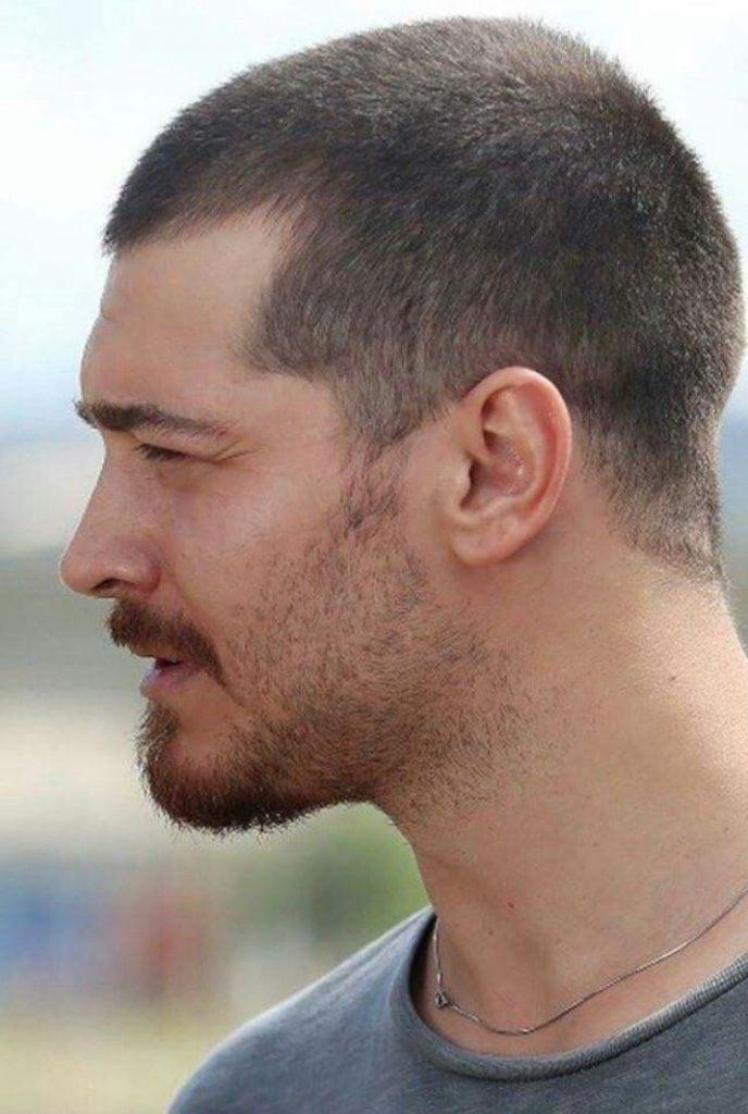 Çağatay Ulusoy Kısa Saç Stili