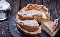 Karpatka Tarifi: Polonya Pastası