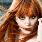 Meyra Kızıl Saç Modeli