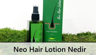 Neo Hair Lotion Nedir| Saç Dökülmesine Karşı Etkili Mi