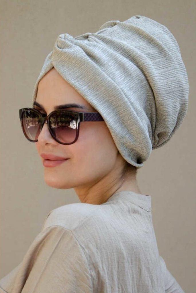 Tesettürlü Bayanlar için Güneş Gözlüğü Fikirleri
