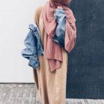 Tesettürlü Üniversiteliler için Tek Parça Elbise