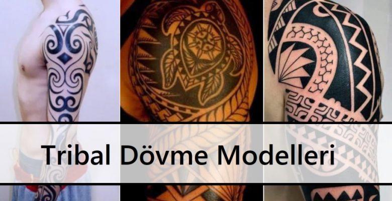 Tribal Dövme Modelleri