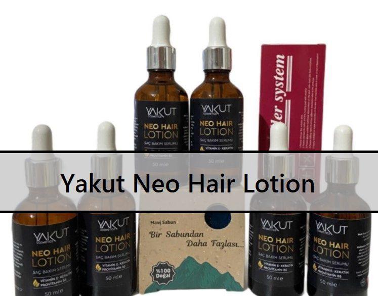 Yakut Neo Hair Lotion