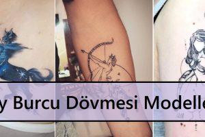 Yay Burcu Dövmesi Modelleri