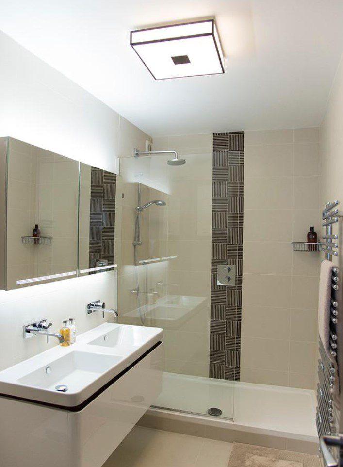 6 metrekare banyo tasarım örneği