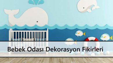 Bebek Odası Dekorasyon Fikirleri ana