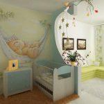 Bebek Odası Dekorasyon Fikri