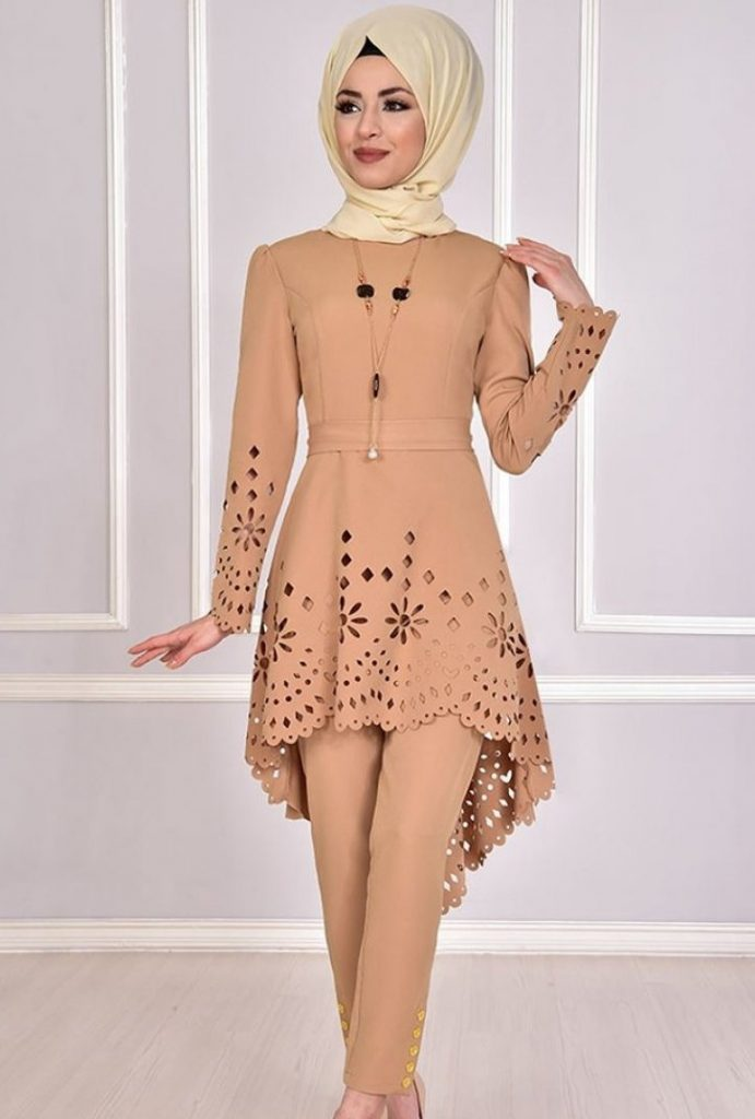 Farklı Desen Tunik Modelleri