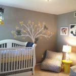 Farklı Tarz Bebek Odası Tasarımı