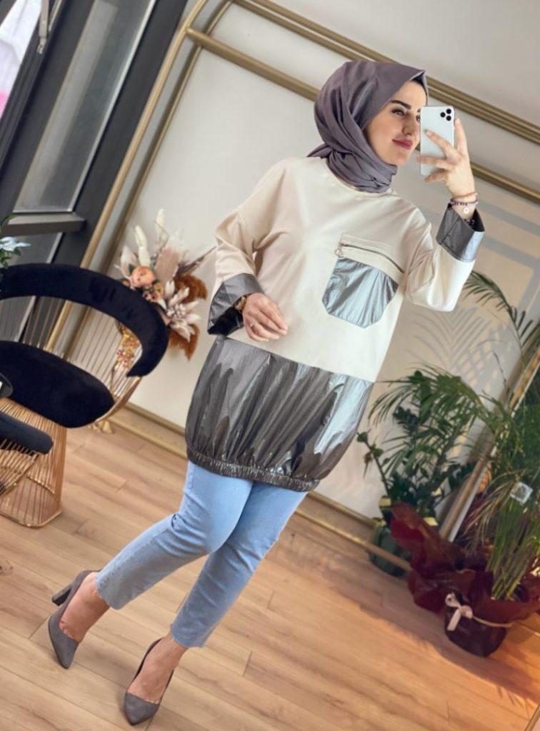 Farklı Tarz Tunik Modeli