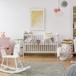 Geniş Bebek Odası Tasarımı