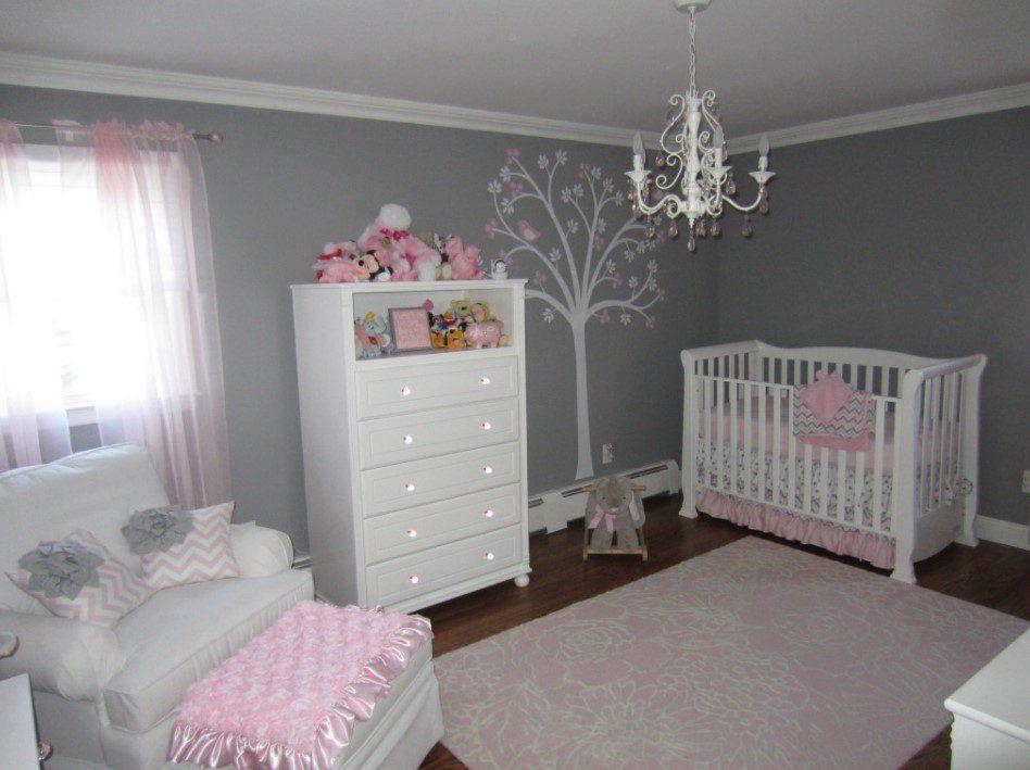 Kız Bebek için Oda Dekorasyonu