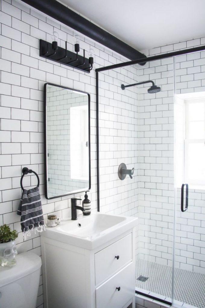 Küçük Banyolar için Çözümler