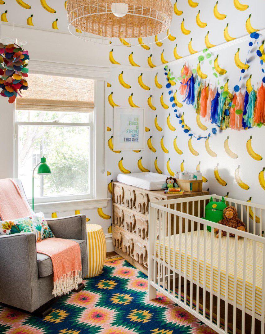 Küçük bebek odası tasarımı