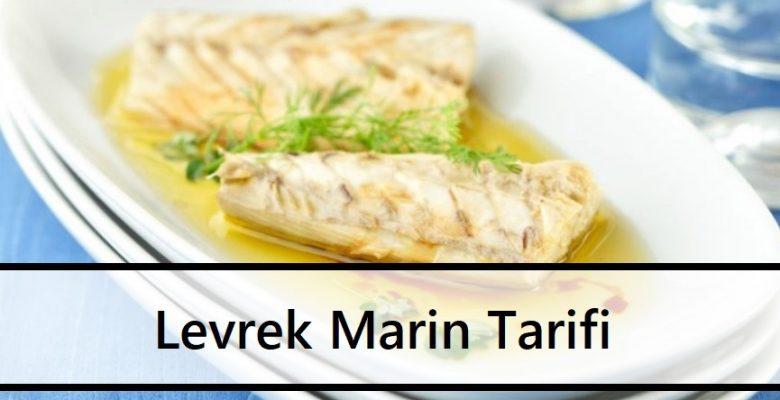 Levrek Marin Tarifi
