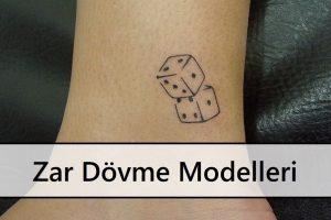 Zar Dövme Modelleri