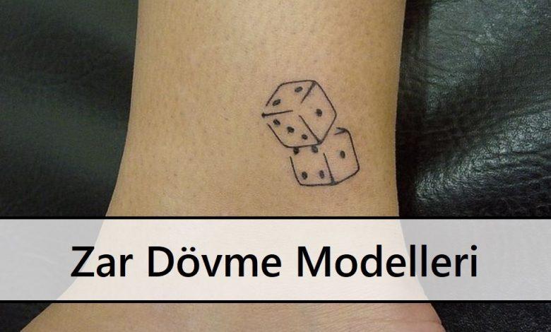 Minimalist Zar Dövme Modelleri