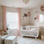 Pembe Tonlu Bebek Odası Tasarımı