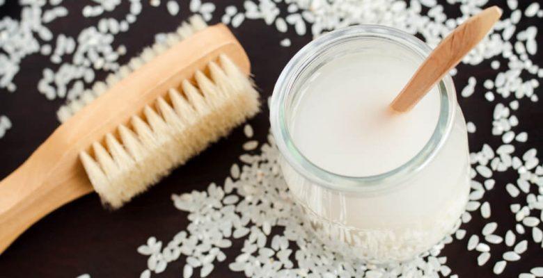 Pirinç Suyu İle Saç Bakımı