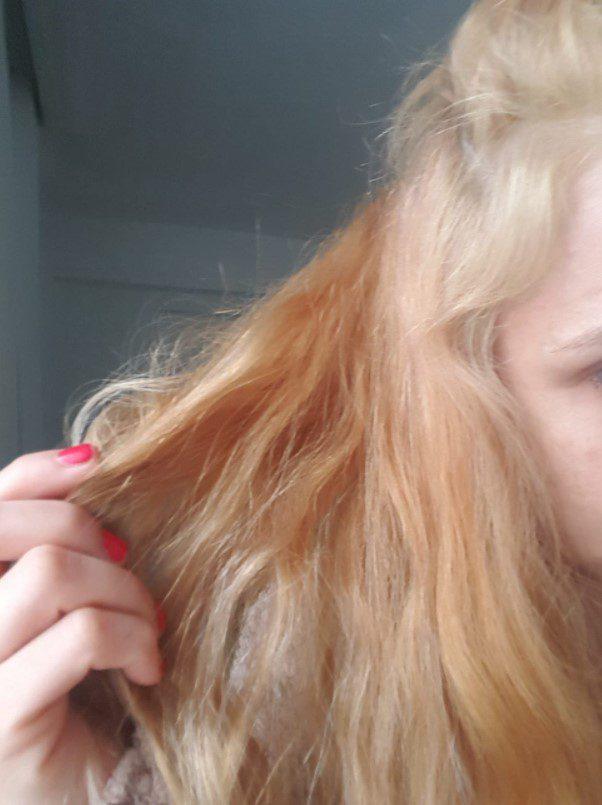 Toz Açılan Saç