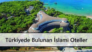 Türkiyede Bulunan İslami Oteller
