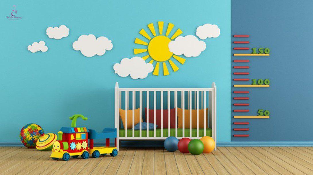 Yeni Doğan Bebek Odası
