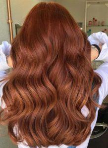 Dalgalı Terrakota Saç