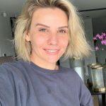 Esra Erol Yeni Saç Rengi