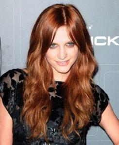 Koyu Terrakota Saç Rengi