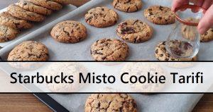 Starbucks Misto Cookie Tarifi