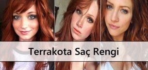 Terrakota Saç Rengi