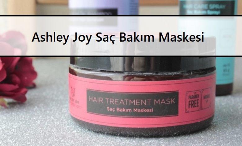 Ashley Joy Saç Bakım Maskesi