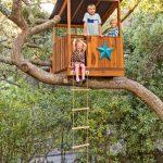 Bahçe Dekorasyonu Çocuk Evi