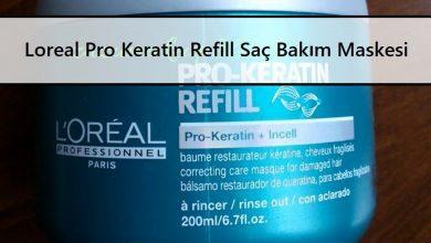 Loreal Pro Keratin Refill Saç Bakım Maskesi