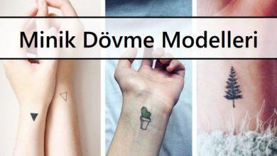 Minik Dövme Modelleri