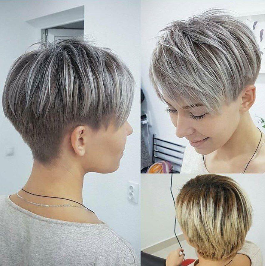 Pixie Kesim Saç Modeli